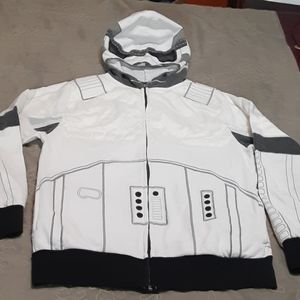 STAR WARS JACKET, SIZE L BOYS GOOD CONDITIONS